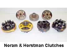 Noram and Horstman Clutches